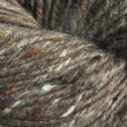 Aran Tweed Brown