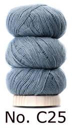 Bomuld og uld c25